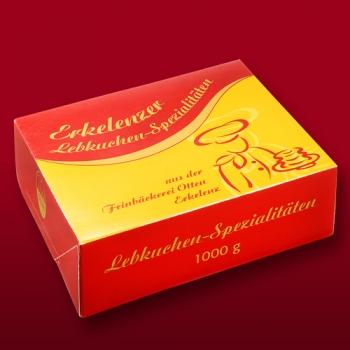 Lebkuchen-Spezialitäten